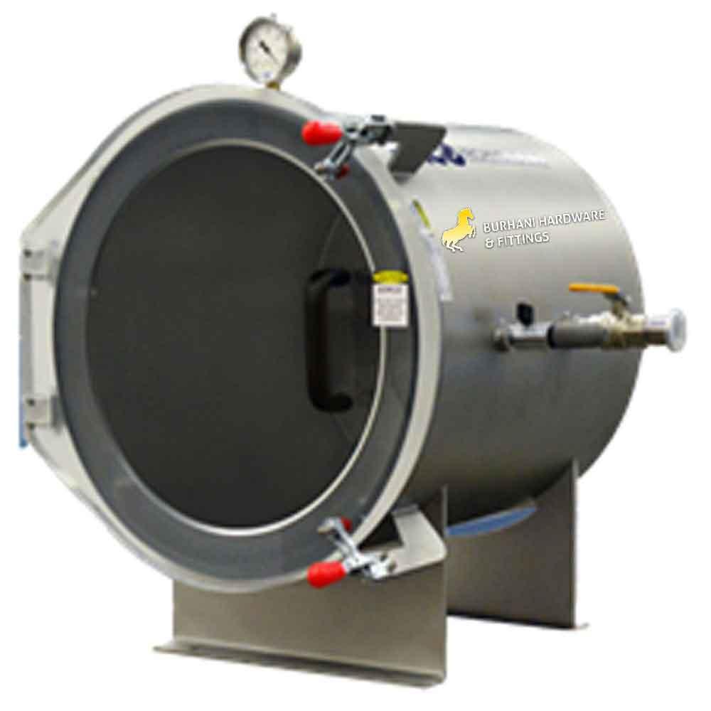 Horizontal Industrial Vacuum Chamber